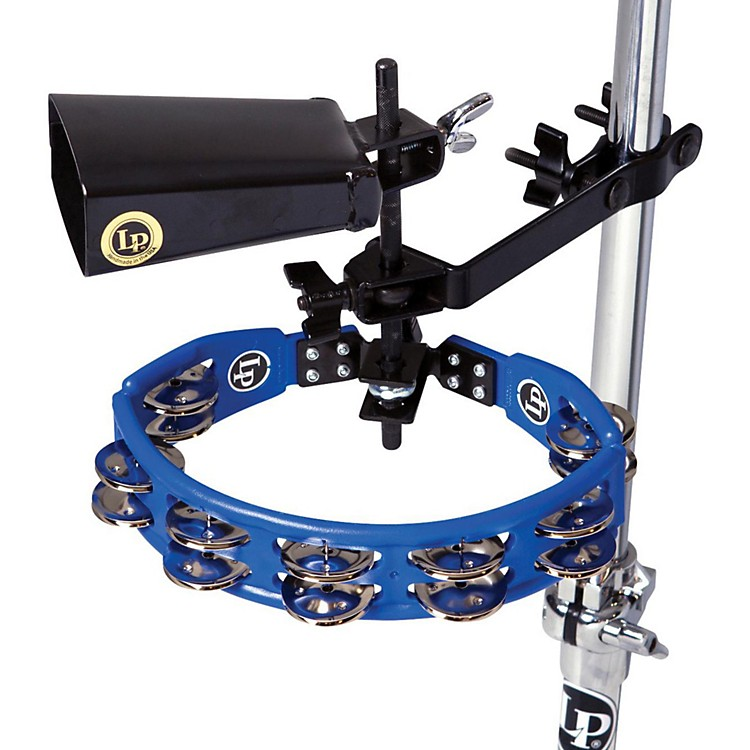 LPTambourine & Cowbell with Mount Kit