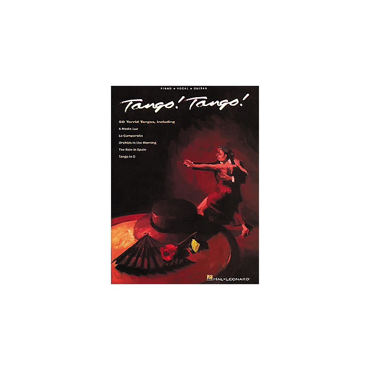 Hal Leonard Tango! Tango! Piano, Vocal, Guitar Songbook