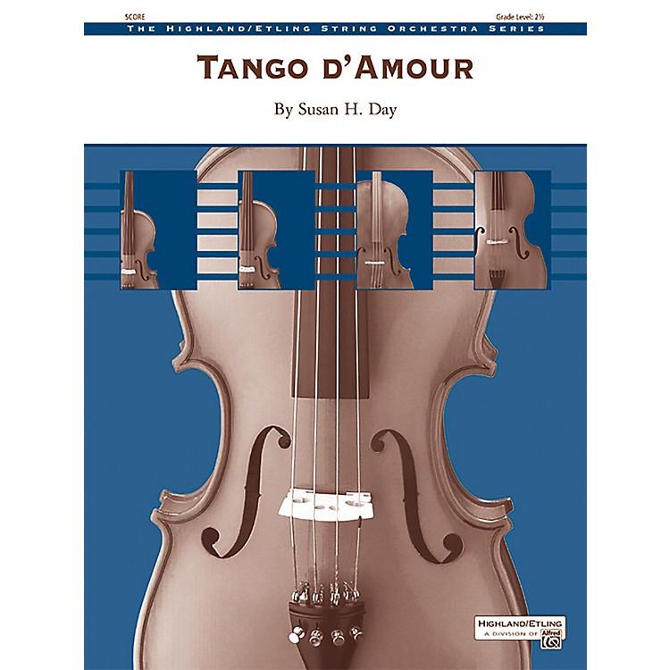 AlfredTango d'Amour Grade 2.5
