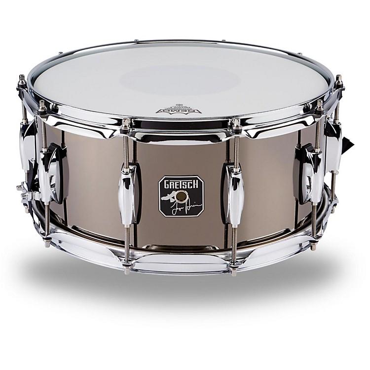 Gretsch DrumsTaylor Hawkins Signature Snare DrumBlack Nickel-Over-Steel14 x 6.5 in.