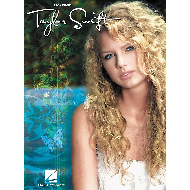 Hal LeonardTaylor Swift For Easy Piano