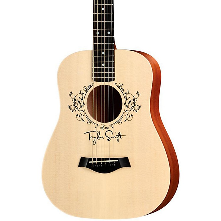 TaylorTaylor Swift Signature Baby Acoustic GuitarNatural3/4 Size Dreadnought