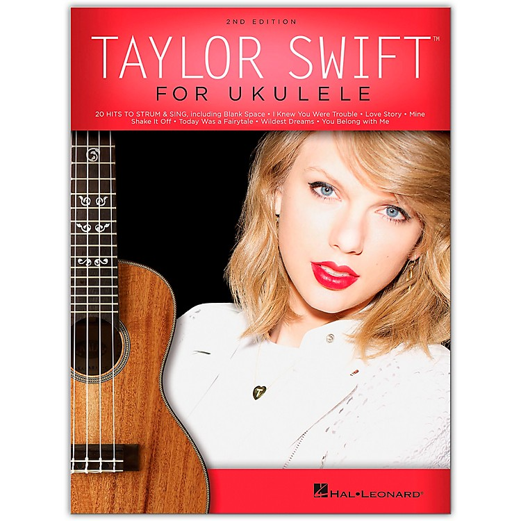 Hal Leonard Taylor Swift for Ukulele Songbook