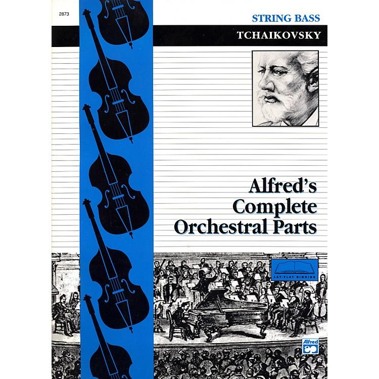 AlfredTchaikovsky Symphonies: Bass