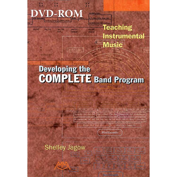Meredith MusicTeaching Instrumental Music - Developing The Complete Band Program DVD