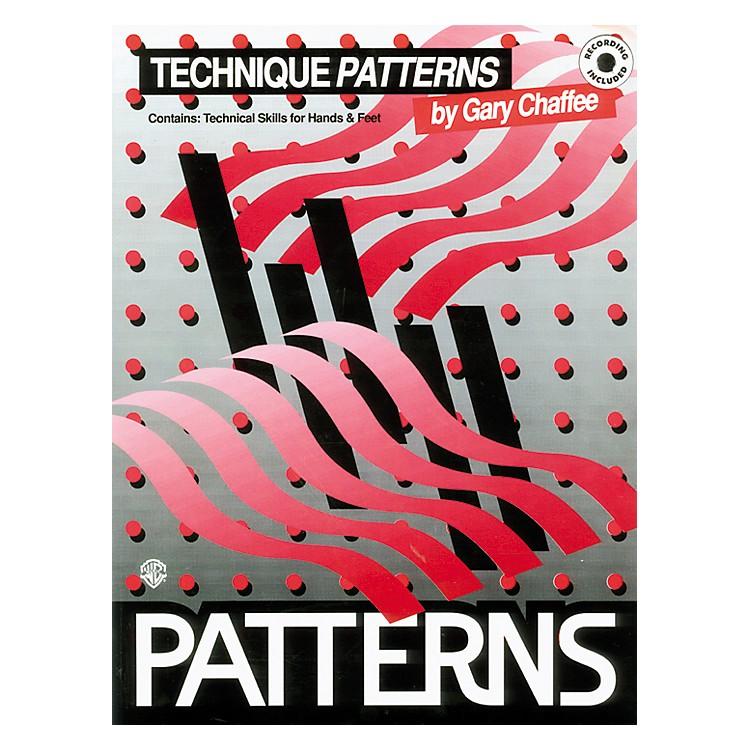 AlfredTechnique Patterns (Book/CD)