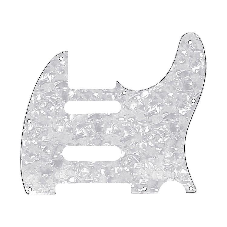 FenderTele Pickguard for B BenderWhite Pearl