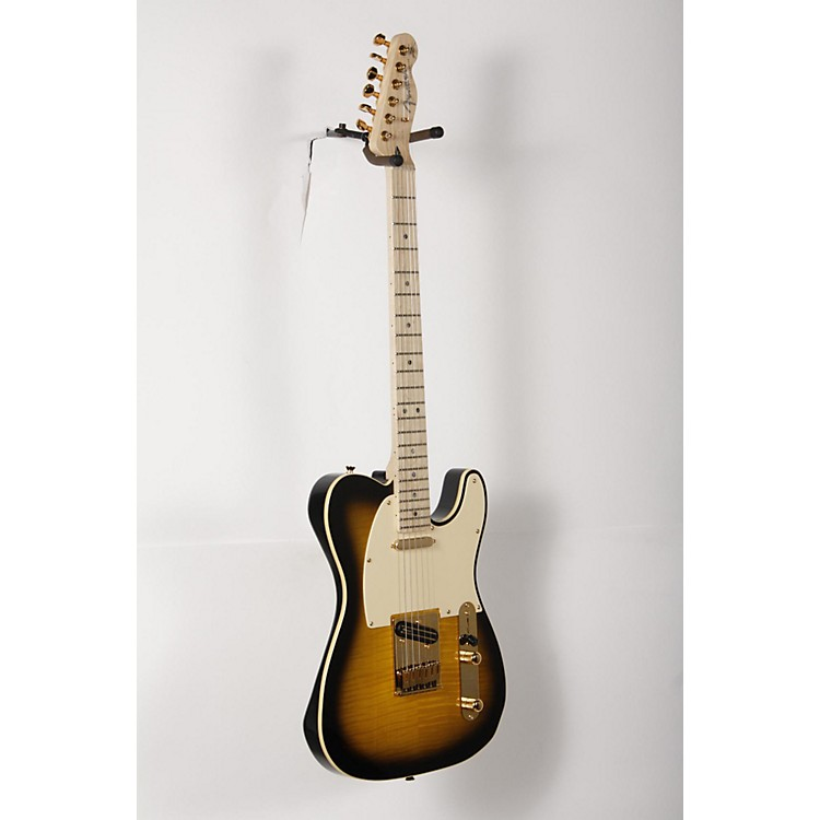 Fender Telecaster Richie Kotzen Solid Body Electric Guitar Brown Sunburst 888365904061
