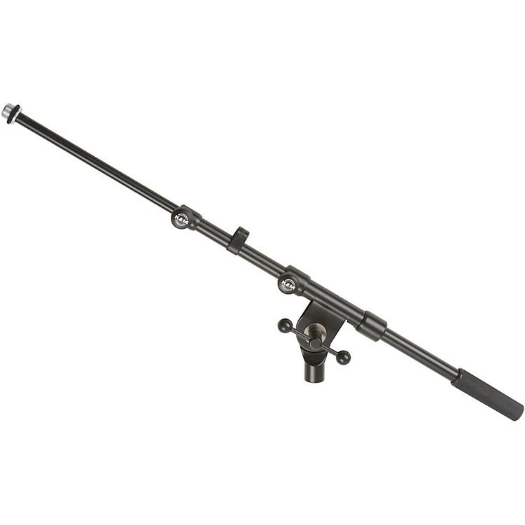K&MTelescopic Boom Arm - 2-PieceBlack