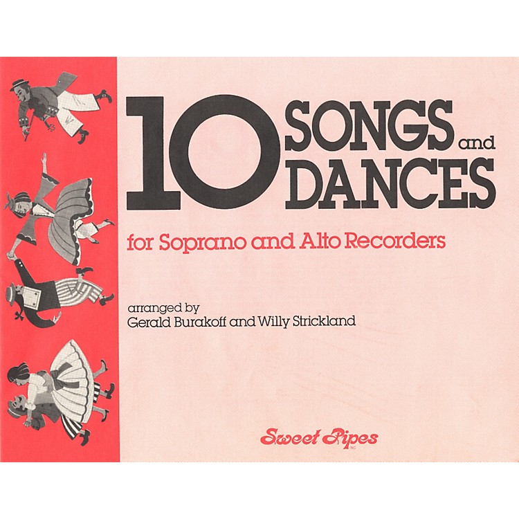 Sweet PipesTen Songs and Dances