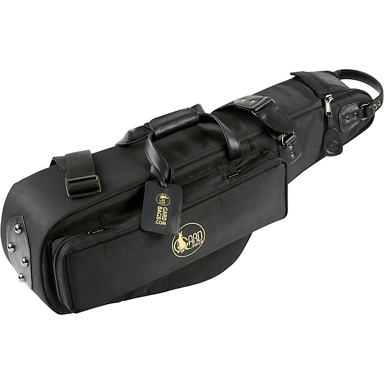 GardTenor Saxophone & Flute Pocket Gig Bag (European Model)Synthetic with Leather Trim