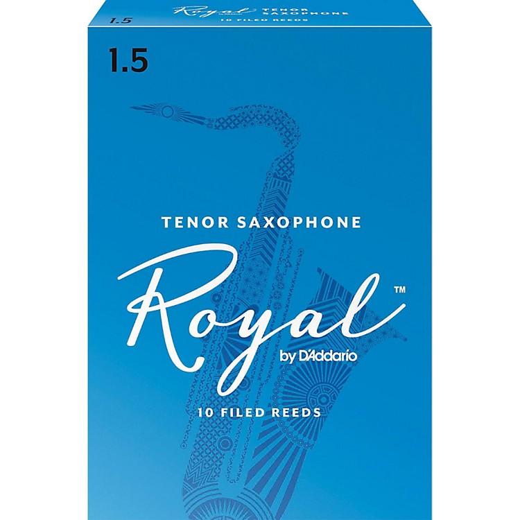 Rico RoyalTenor Saxophone Reeds, Box of 10Strength 1.5