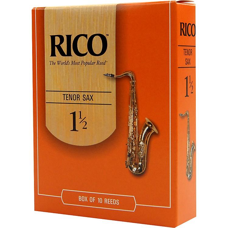 RicoTenor Saxophone Reeds