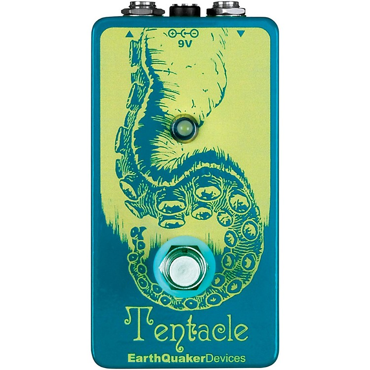 EarthQuaker DevicesTentacle Octave Up Effects Pedal