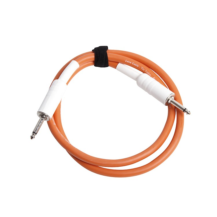 LavaTephra Speaker Cable Straight to Straight4 ft.