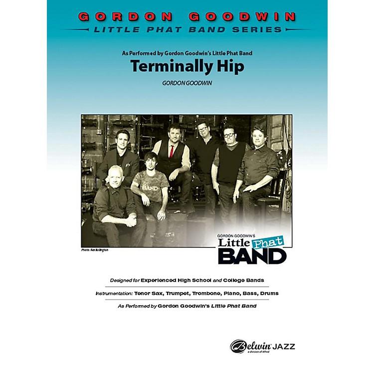 AlfredTerminally Hip Jazz Band Grade 3.5 Set