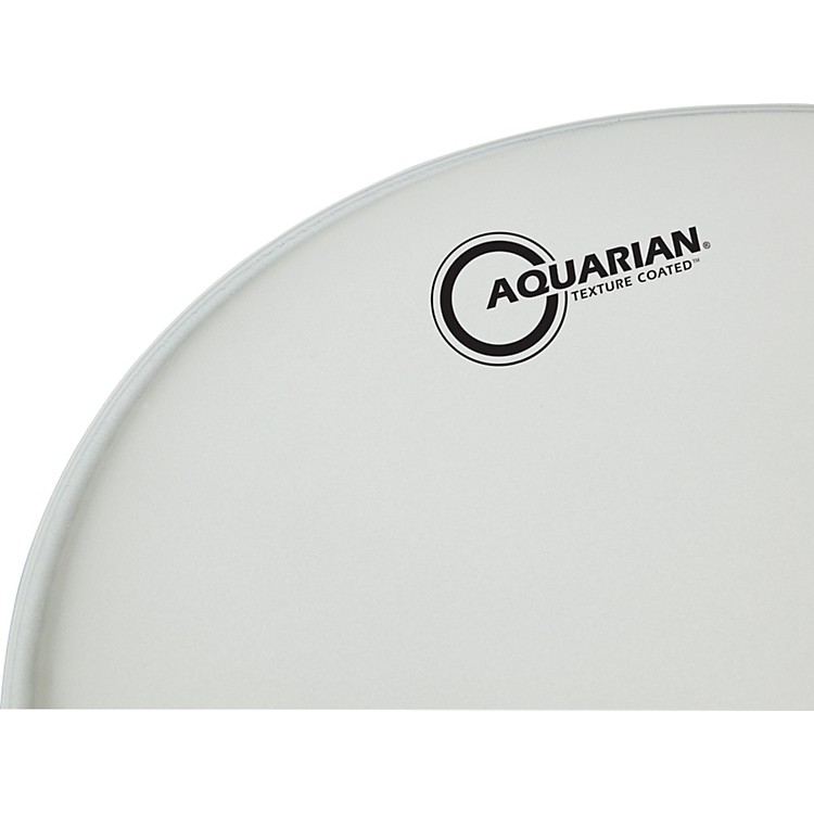 Aquarian Texture Coated Drumhead  12 in.