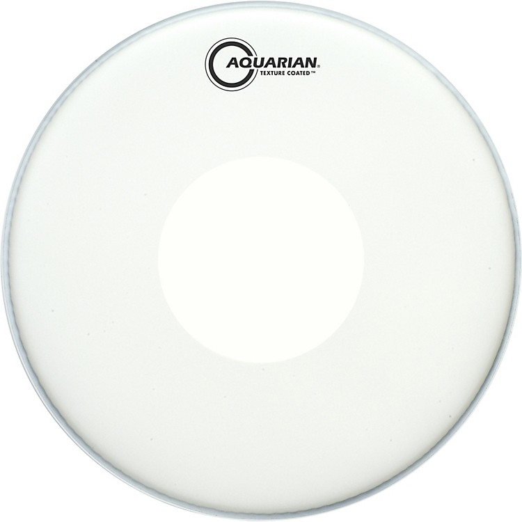 AquarianTexture Coated Power Dot Drumhead12 in.