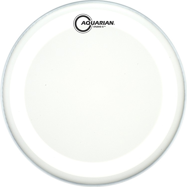 Aquarian Texture Coated Studio-X Drumhead  8 in.