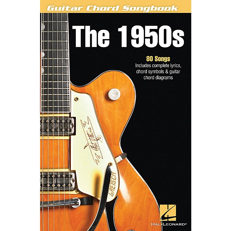 Hal LeonardThe 1950s - Guitar Chord Songbook