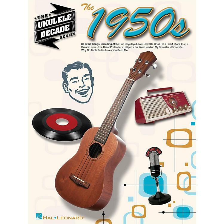 Hal LeonardThe 1950s - The Ukulele Decade Series