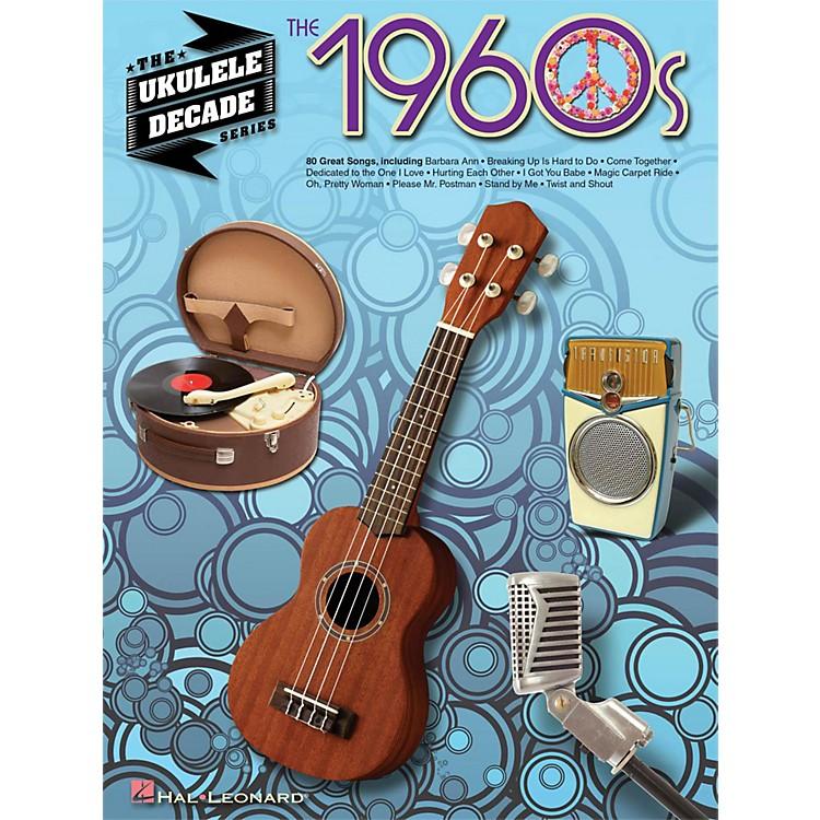 Hal LeonardThe 1960s - The Ukulele Decade Series