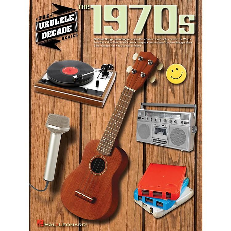 Hal LeonardThe 1970s - The Ukulele Decade Series
