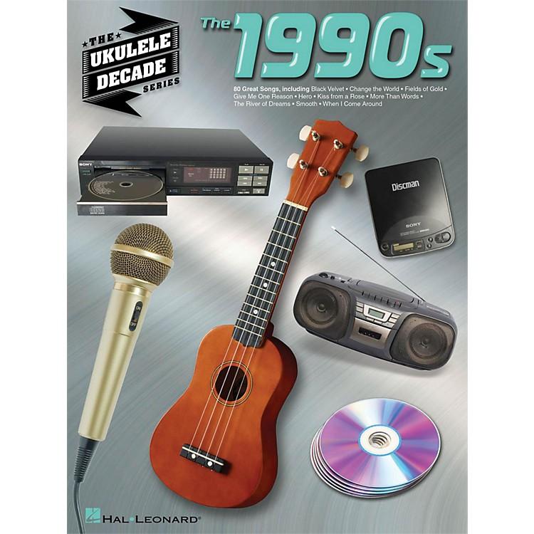 Hal LeonardThe 1990s - The Ukulele Decade Series