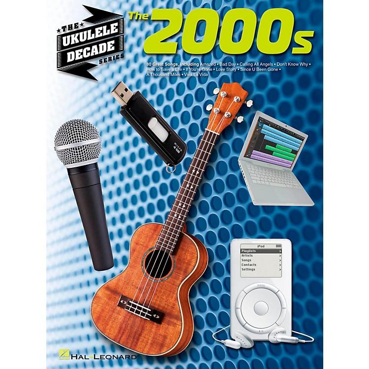 Hal LeonardThe 2000s - The Ukulele Decade Series