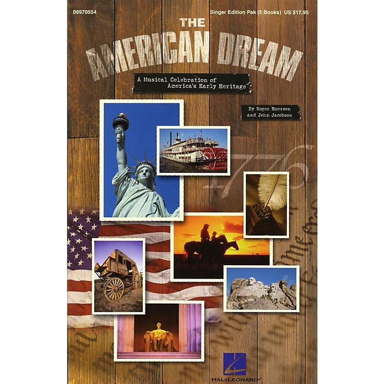 Hal LeonardThe American Dream