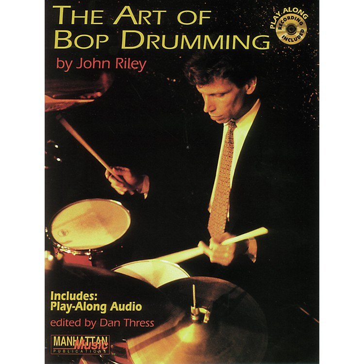 Alfred The Art Of Bop Drumming (Book/CD)