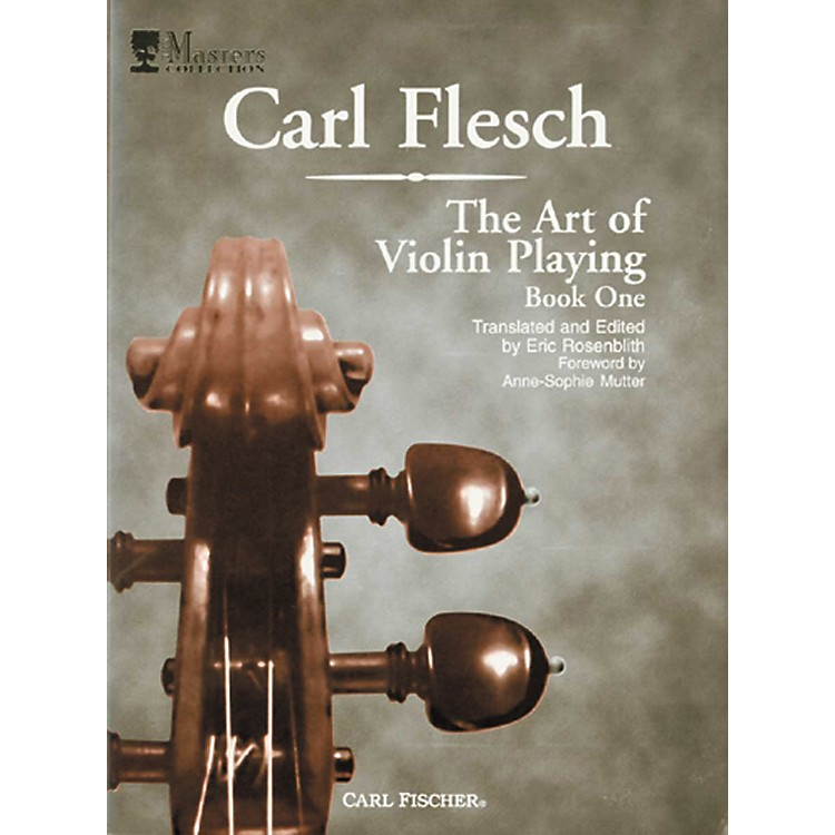 Carl Fischer The Art Of Violin Playing Book One
