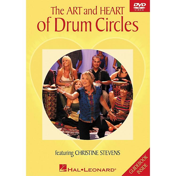 Hal LeonardThe Art and Heart of Drum Circles (DVD)