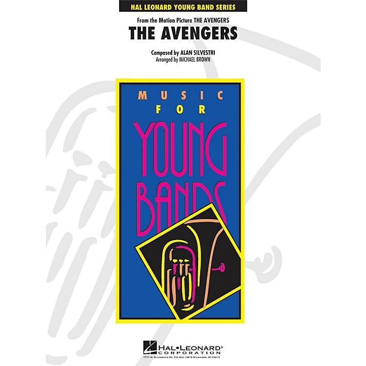 Hal LeonardThe Avengers - Young Band Series Level 3