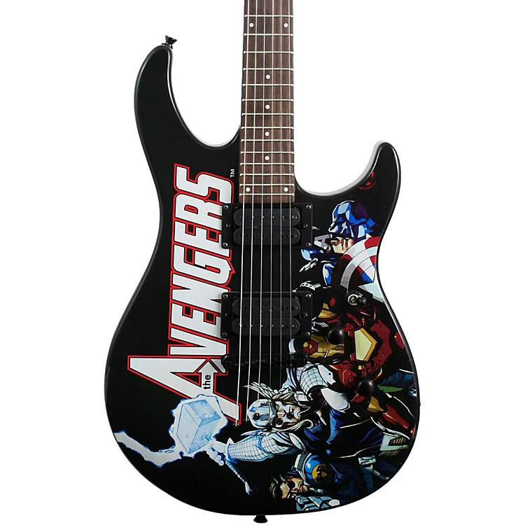 Peavey The Avengers Predator Graphic Electric Guitar