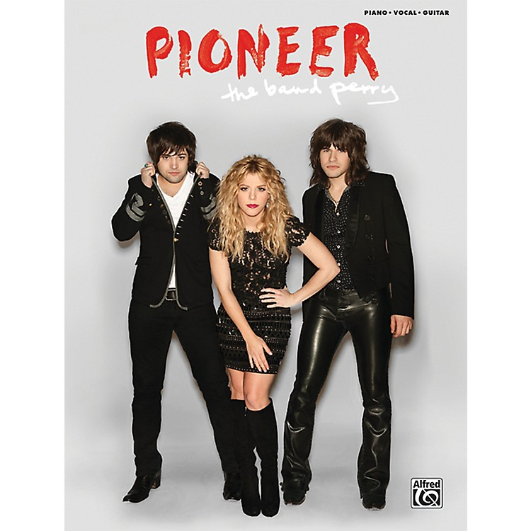 AlfredThe Band Perry Pioneer PVG BOOK