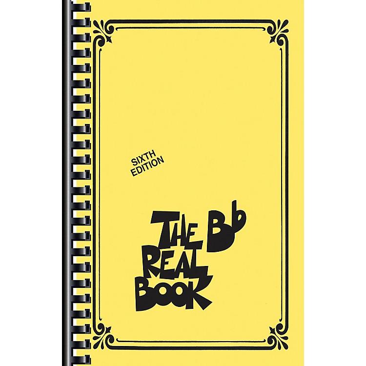 Hal LeonardThe Bb Real Book - Sixth Edition