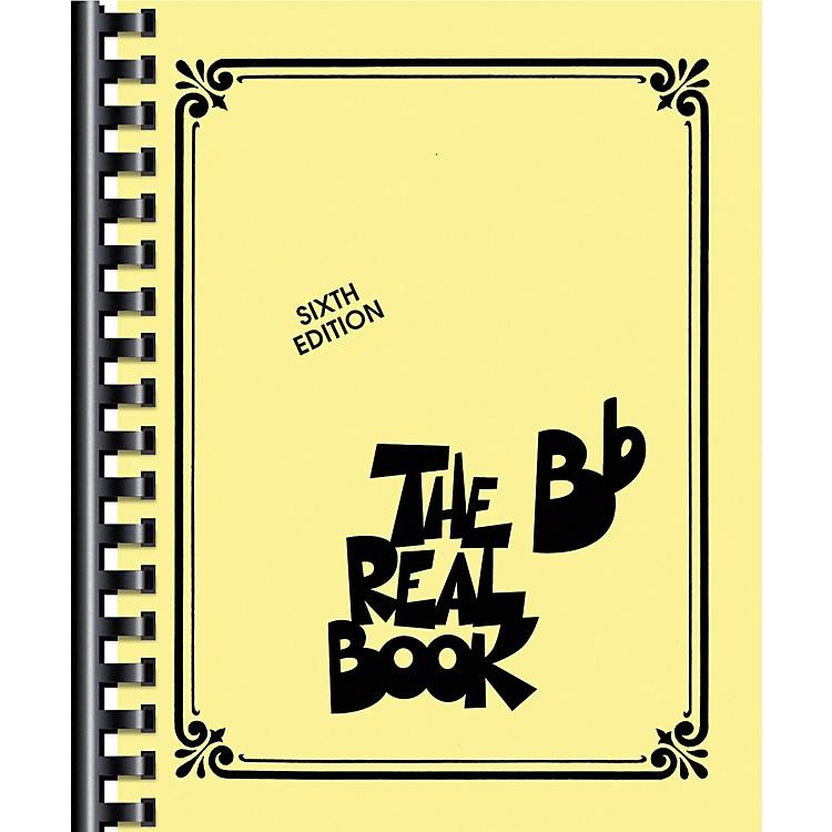 Hal LeonardThe Bb Real Book - Volume 1 Sixth Edition