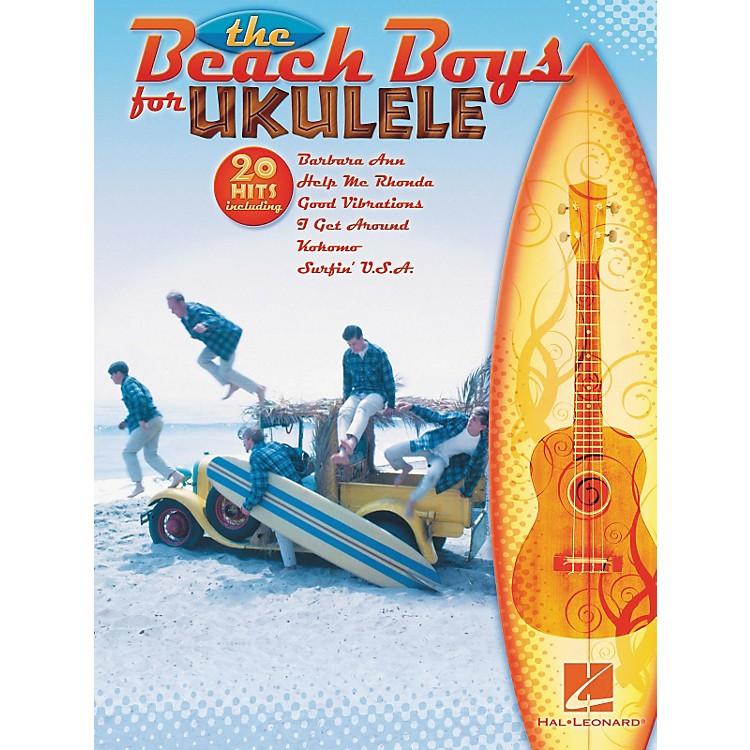 Hal LeonardThe Beach Boys for Ukulele Book