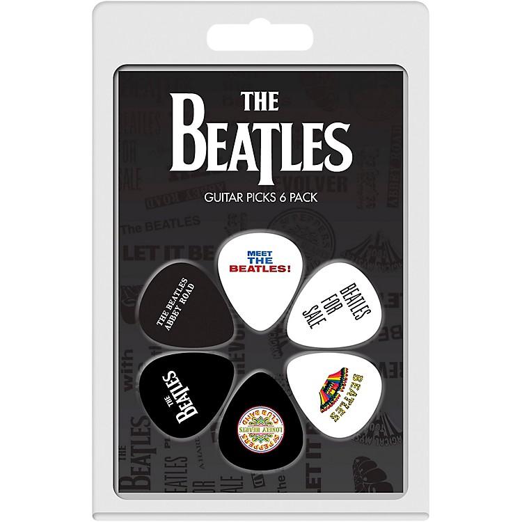 Perri'sThe Beatles - 6-Pack Guitar PicksVarious Albums 1