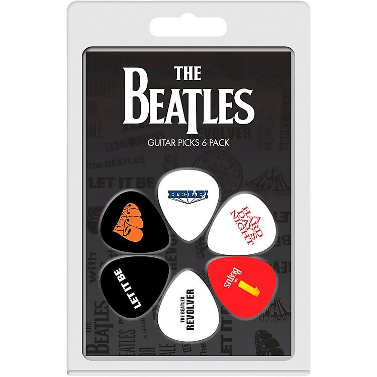 Perri'sThe Beatles - 6-Pack Guitar PicksVarious Albums 2