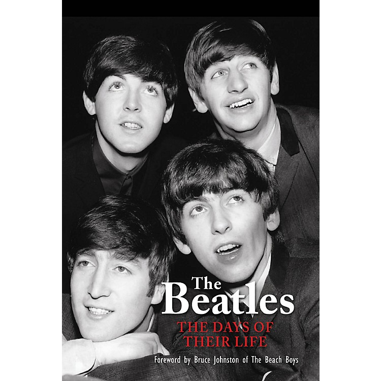 Hal Leonard The Beatles - A Days of Their Life hard cover book by Richard Havers