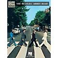 Hal Leonard The Beatles - Abbey Road Bass Guitar Tab Songbook