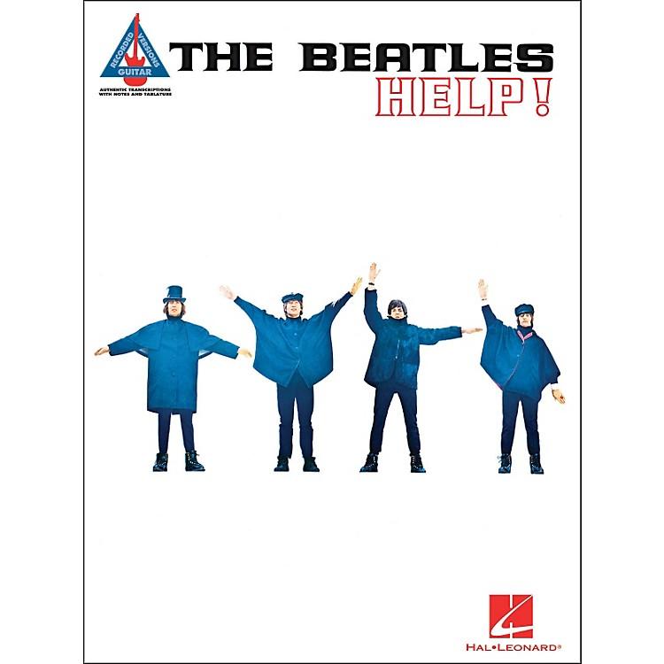 Hal LeonardThe Beatles - Help Guitar Tab Songbook