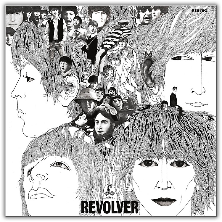 Universal Music Group The Beatles - Revolver Vinyl LP