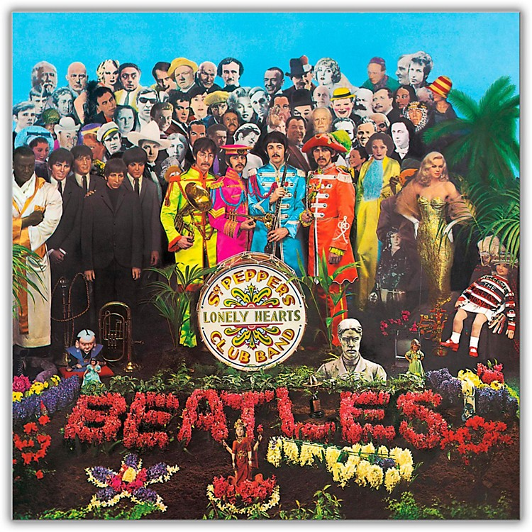 Universal Music GroupThe Beatles - Sgt. Pepper's Lonely Hearts Club Band Vinyl LP