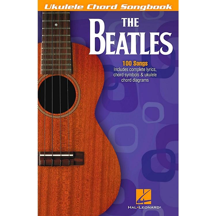 Hal LeonardThe Beatles - Ukulele Chord Songbook