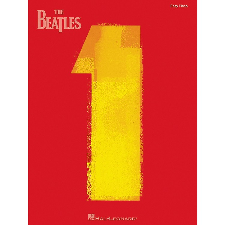 Hal Leonard The Beatles 1 For Easy Piano
