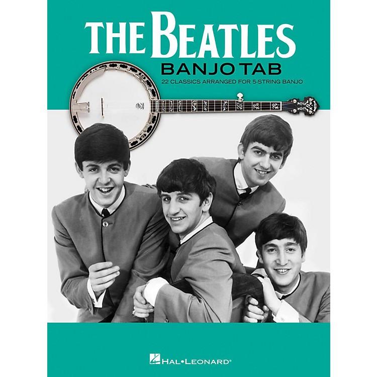 Hal LeonardThe Beatles Banjo Tab