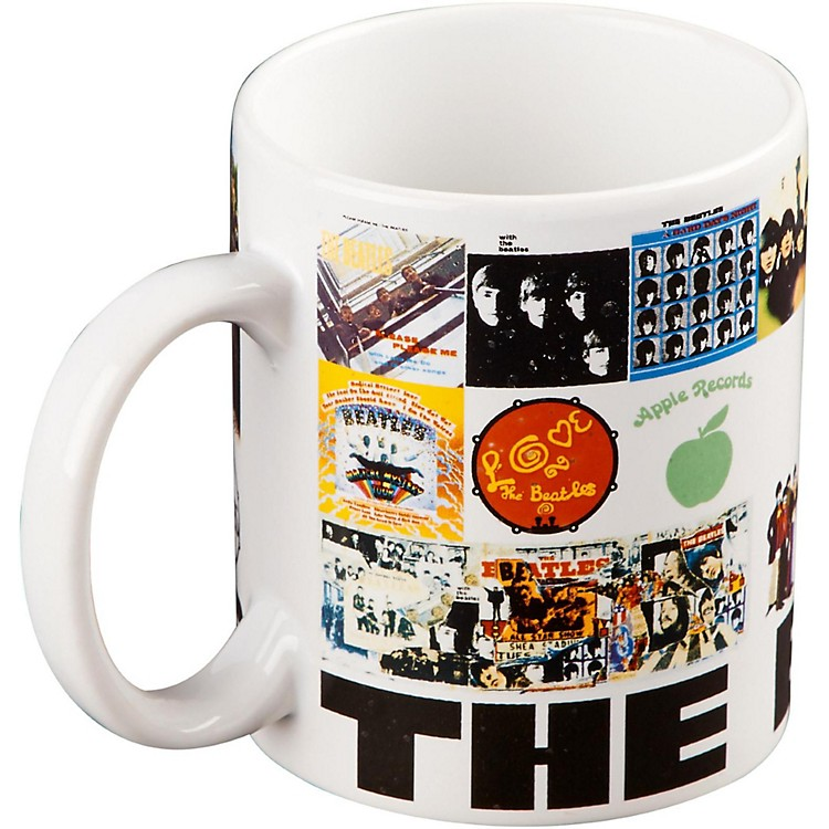 ROCK OFF The Beatles Chronlogy Mug